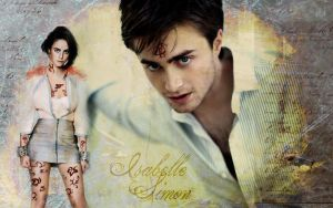 Isabelle and Simon by Liliah