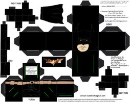 DCF4: Batman Cubee by TheFlyingDachshund