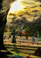 Cemetery 1 by KrazyKcPhotography