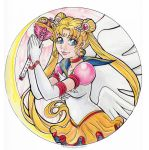 Eternal sailor moon by mountainlaurelarts
