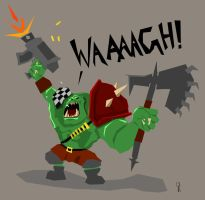 Another Ork by enerJohn79