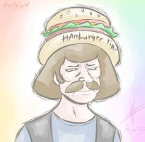 Please, Call it 'Hamburger Time' by DullVivid