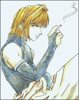 Sanzo Watercolor by telophase