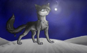 First Flake -For Jewel- by x-EBee-x