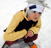 Soul Eater: Snow by BronzeForever