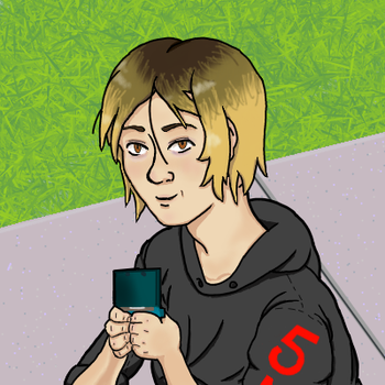 Kenma with lazy background.png by mia1444