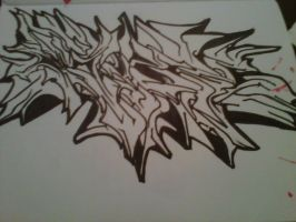 freestyle with black prisma by espaic09