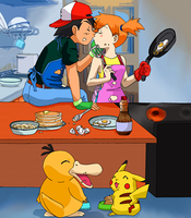 Kiss The Cook By Cleopatrawolf by Moogleborg