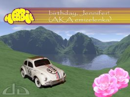 Herbie Birthday To You by LittleBigDave