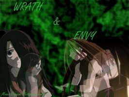 Envy and Wrath for Ship by AlchemicPhysicist42