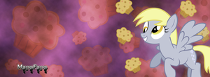 Derpy Hooves Facebook Cover by MapaFapa