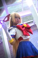 code name Sailor V by oruntia