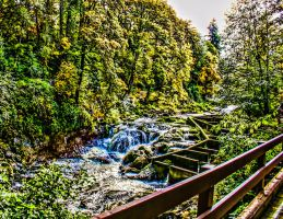 Rushing Waters I by stung1010koth