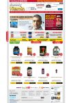 E-Commerce Interface design BuddyVitamin by yarabandi