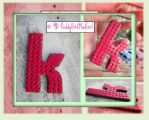 The Killers Earring by ReddyBirdMadGirl