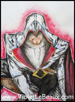 Assassin's Creed by VioletLeBeaux