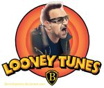 Looney Tunes Bono by jbeverlygreene