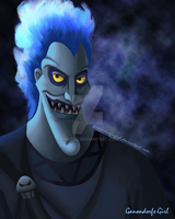 Hades by Anilede