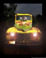 Old 46 Ford by Bartonbo
