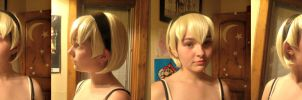 Rose Lalonde wig commission by DascocoCosplay
