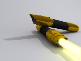 Lightsabers by ExoNick