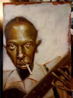 Robert Johnson by waldron1