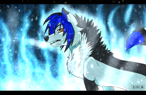 .~Cold As Ice~. by Takenyaaa