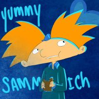 Arnold Sammich by MonkeyMonk14