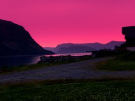 This is a summer in norway by AlexnderE