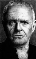 Anthony Hopkins No.1 by amberj8