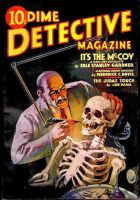 DIME DETECTIVE MAGAZINE cover art by peterpulp