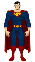 Splendor Superman by SplendorEnt