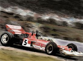 Lotus 72 color by ShinjiRHCP