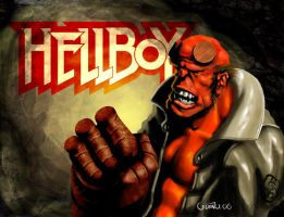 HellBoy by allanced