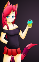 I Made This One Specialy For You... by Miko-wants-cupcakes