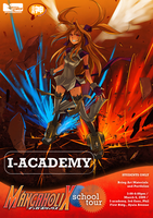 Mangaholix Workshop I-Academy by mangaholix