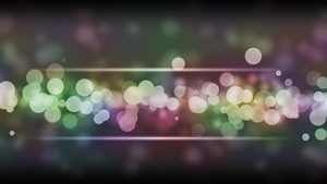 Colorful Circles Wallpaper by DefectiveDre