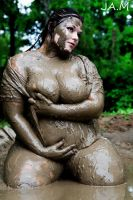 Mud Queen by messy14u