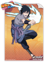 Sasuke Uchiha [Naruto Way of the Ninja] by David-Y-F