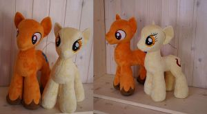 Colt/Mare comparation by Essorille