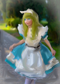The Real Alice in Wonderland by odyssey9251