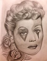 I Love Lucy by ASanchezDesigns
