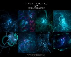 Ghost fractal by starscoldnight by StarsColdNight