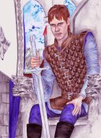 ASOIAF: Robb the Lord by nejna