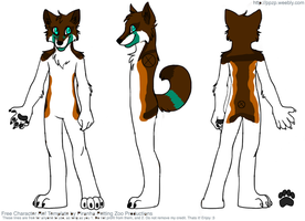 Matei Anthro Reference Sheet by Speckledleaf