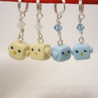 Stitch markers anyone? by coonies