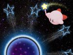 Kirby vs Nightmare Orb by RacieB