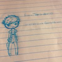 Louis Tomlinson Chibi by Halfbloodprincess27