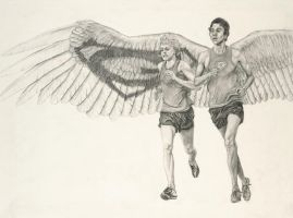 Running With Wings by FastWhale