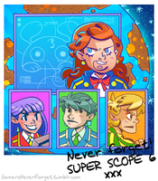 Gamers, never forget! #7: Super Scope 6 by vincentbatignole